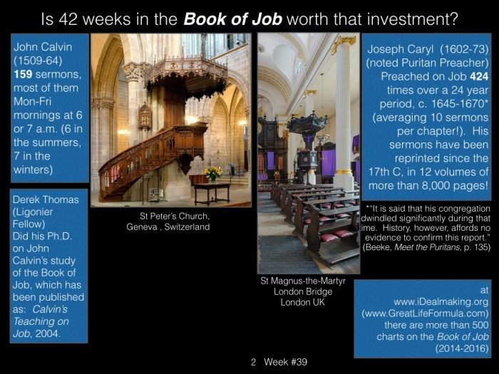 Book of Job, Week #42.021
