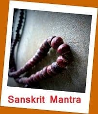 Click here to go Sanskrit Mantra Page