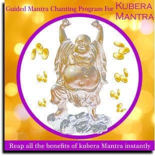 Guided kubera Mantra Chanting Program