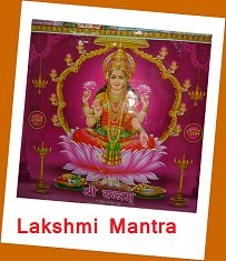 Click here to go Lakshmi Mantra Page