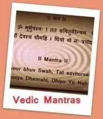 Go to Vedic Mantras page