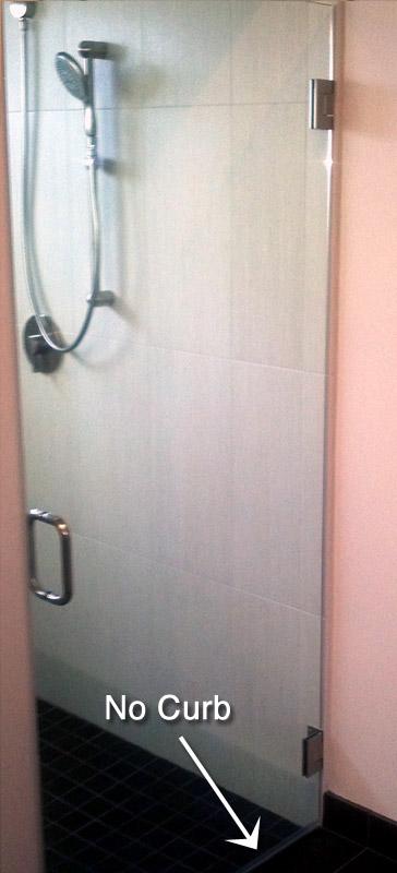 ADA Showers  Ideal Mirror  Glass
