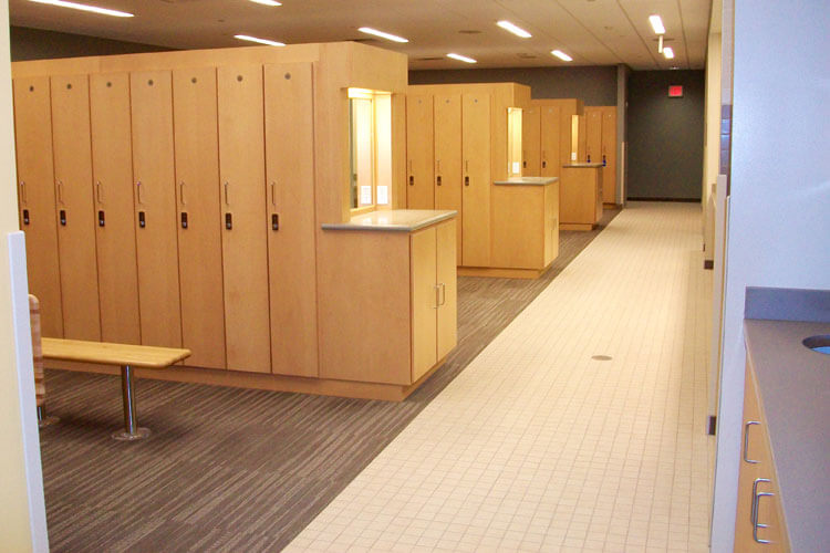 Virtua Moorestown Ambulatory Care Lockers