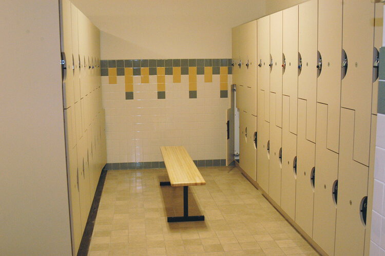 Balboa Naval Medical Center Lockers