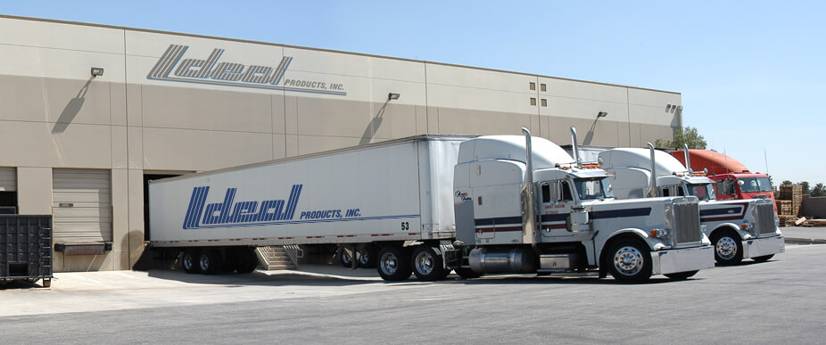 Ideal Products Loading Dock