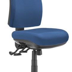 Office Chair Comfort Accessories Memory Foam Bed Uk Style Spot Typist - Ideal Furniture