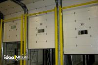 The Best Way To Protect Loading Dock Doors | Ideal Shield