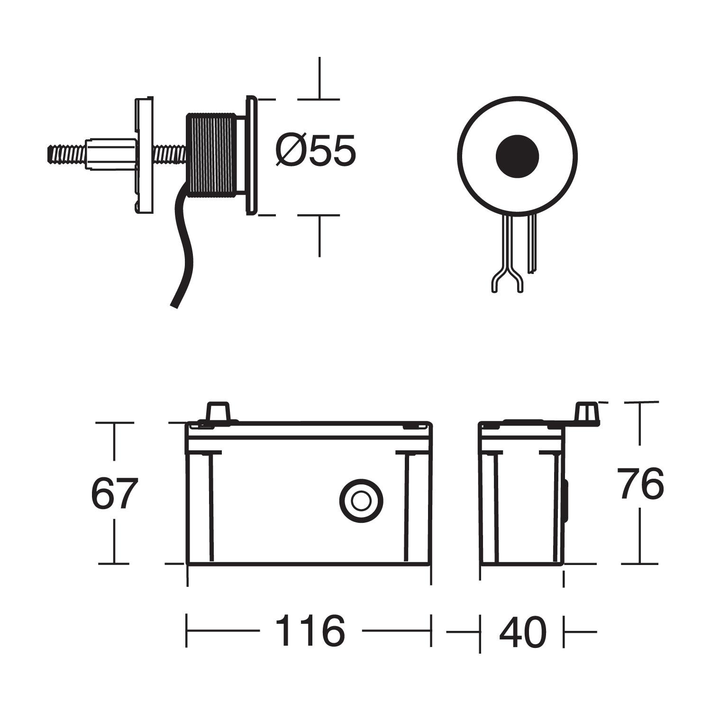 Sensorflow 21 Electronic Shower Valve Amp Sensor