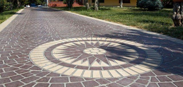 Pavimento stenciltop ristrutturato per vecchi pavimenti Oristano