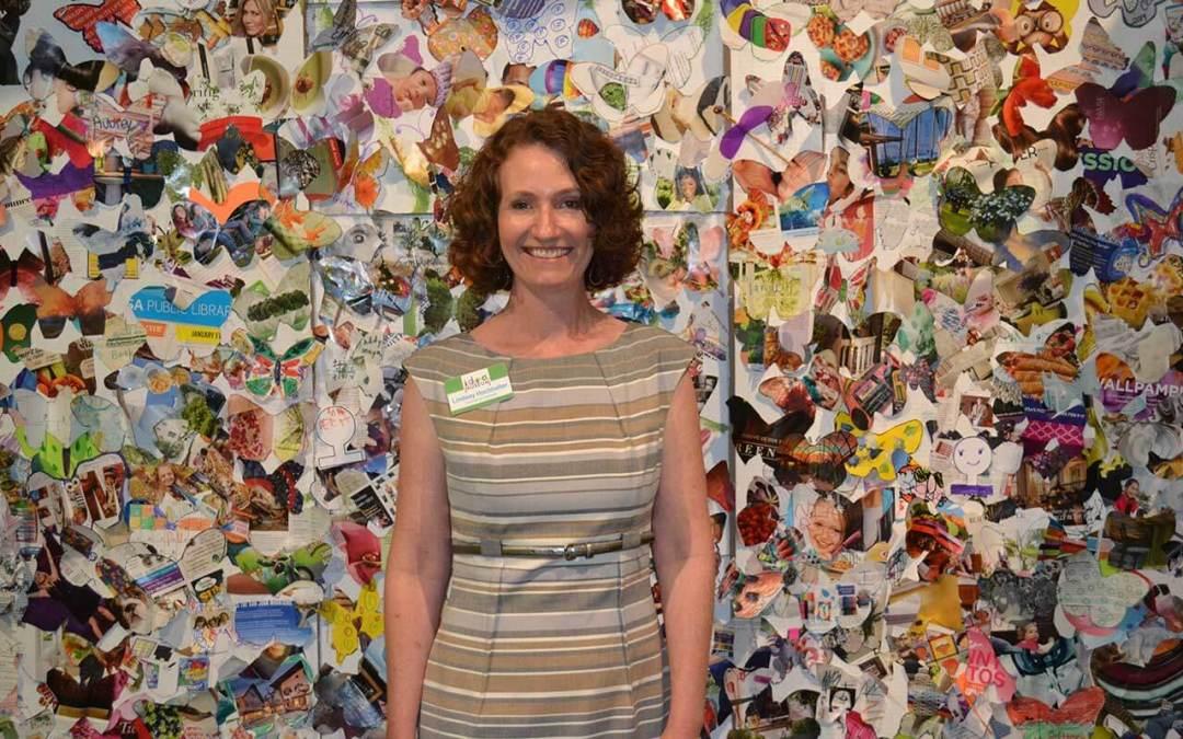 Lindsay Hochhalter, Development Manager, i.d.e.a. Museum