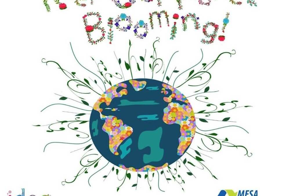Mesa Recycles, Keep Our Planet Blooming Pledge