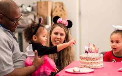 Birthday parties return in September