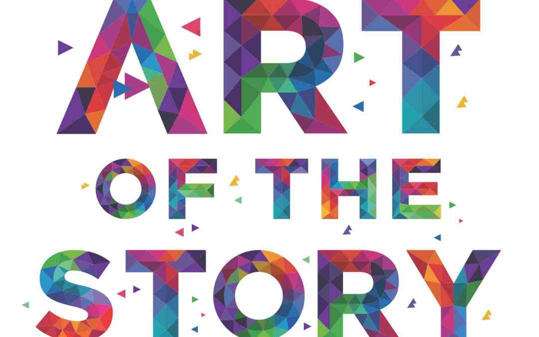 Art of the Story: Curator's Statement