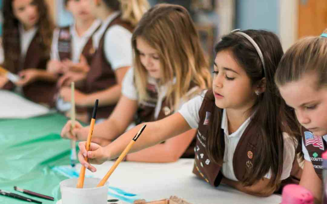 Girl Scouts in-person workshops return this fall