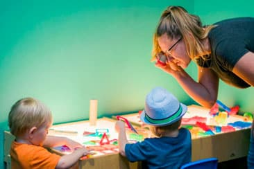 activities and exhibitions for kids