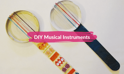 Create musical instruments