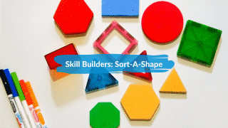 Skill Builders: Sort-a-Shape