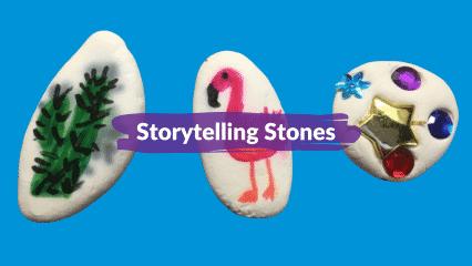 Create Storytelling Stones