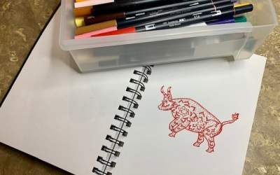 Draw an Ox & Year of the Ox Activities