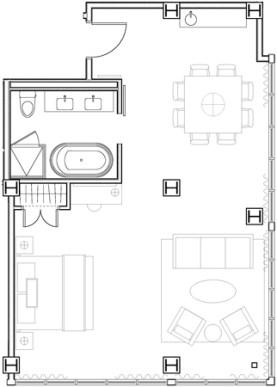 South 7th Loft   plano