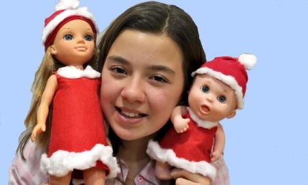 Disfraz para muñecos