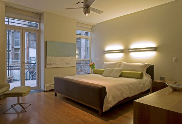 Apartment Bedroom Interior Design Ideas