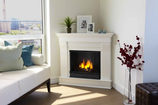corner gas fireplace insert all fireplaces contemporary gas fireplace design ideas - Gas Fireplace Design Ideas
