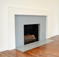 Fireplace Tile Design Ideas on the Mantel and Hearth ...