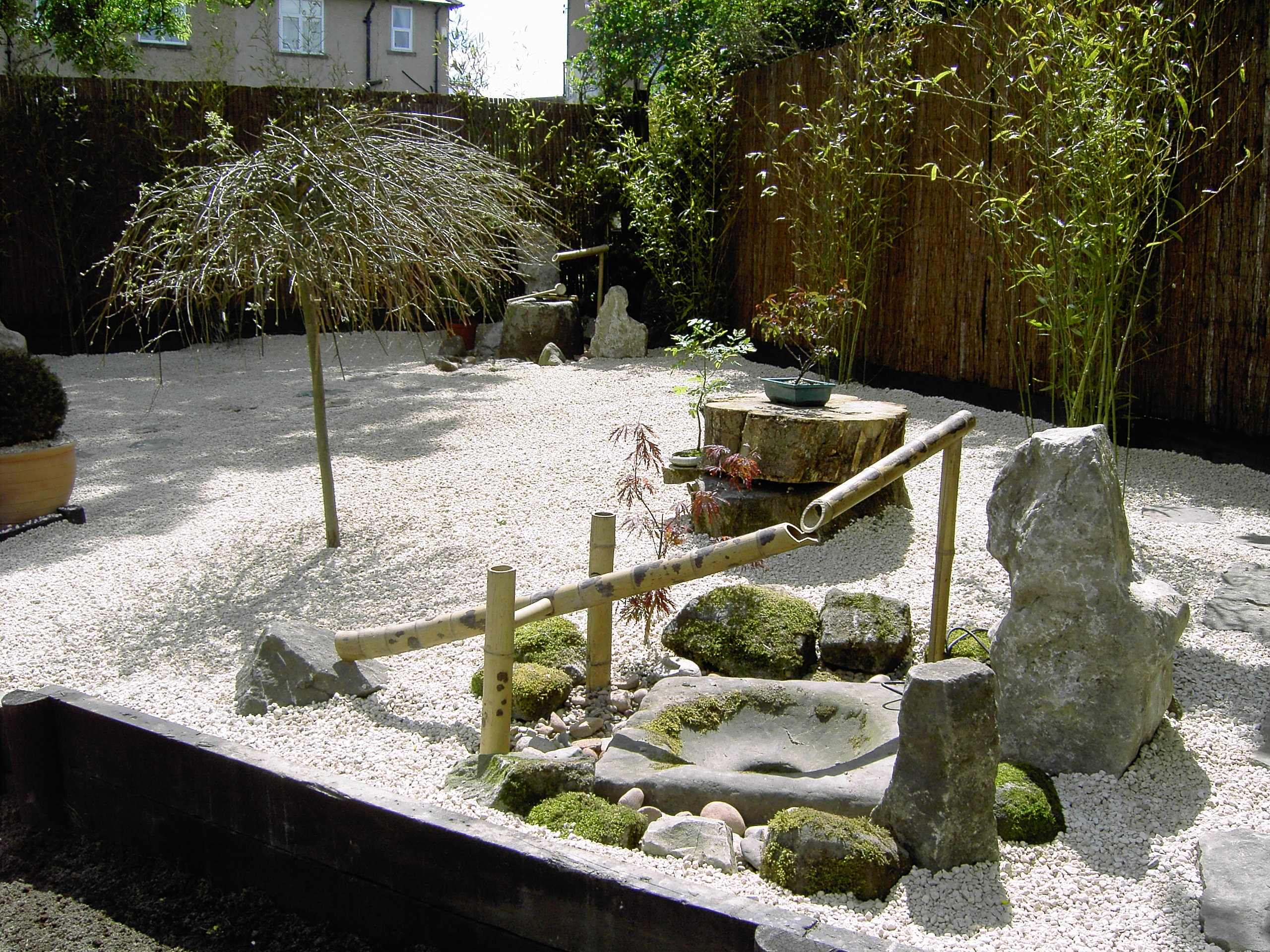 Simple Japanese Garden Design Simple Japanese Garden Ideas  Home Design