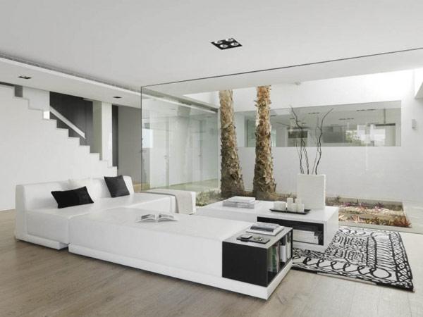 Extensive Beach House Decor Applies All White Theme Interior Nuance  Ideas 4 Homes