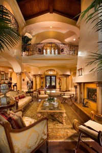 Custom Dream Homes with Luxury Pool and Garden | Ideas 4 Homes