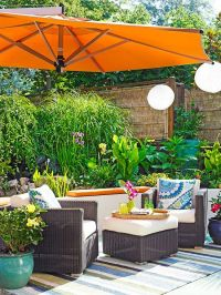 How to Create a Small Outdoor Oasis | Ideas 4 Homes