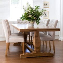 Farmhouse Chairs For Sale Stool Chair Block Traditional Style Dining Table Ideas 4 Homes