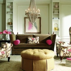 Living Room Chair With Ottoman Argos Baby Bouncer Eclectic Design Ideas For Captivating