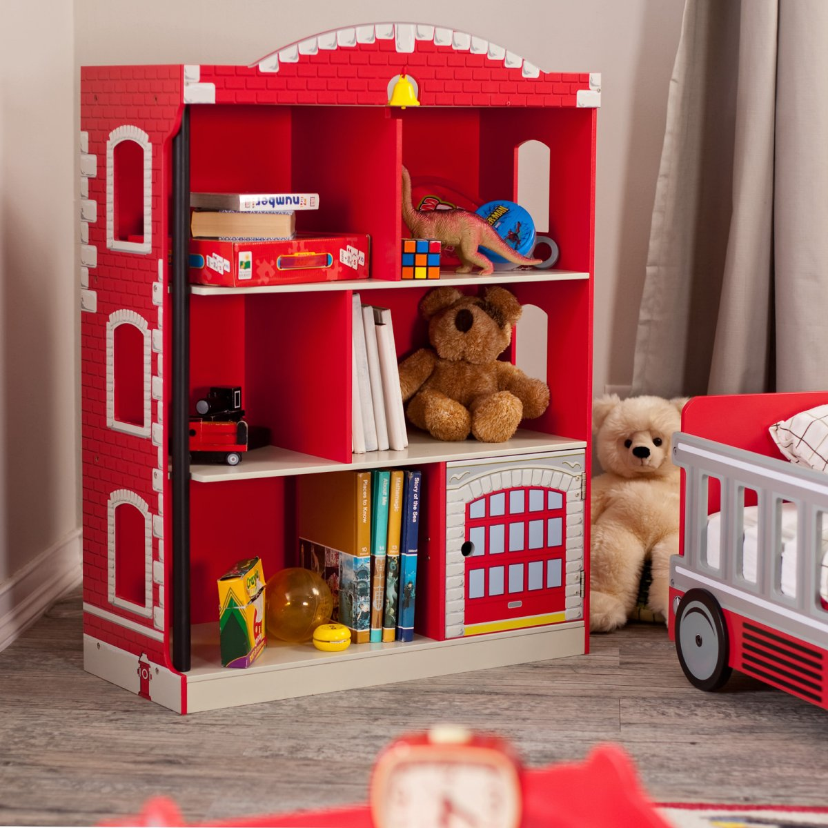 Adorable Dollhouse Bookshelves for Kids to Decorate the Room  Ideas 4 Homes