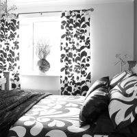 Simply Amazing Black and White Curtains to Decorate Your ...