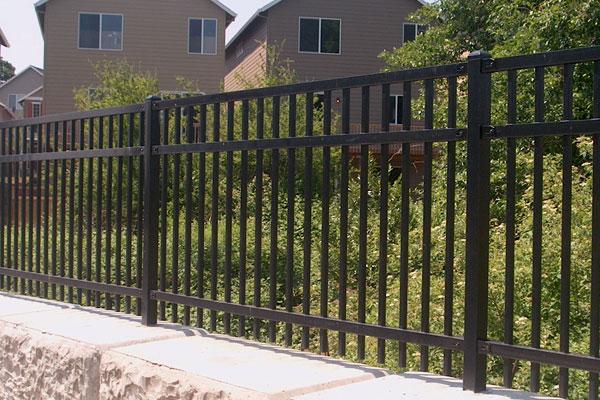 outdoor kitchen design plans free stonewall dark chocolate sea salt caramel sauce aluminum vs steel fencing | ideas 4 homes