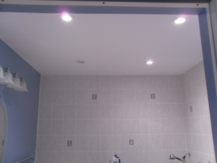 Recessed Bathroom Lighting led recessed bathroom ceiling lights - best bathroom 2017