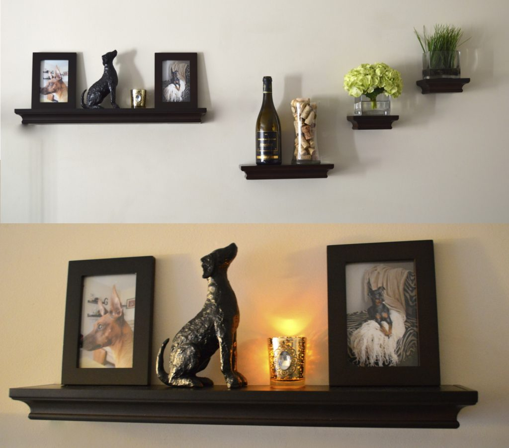 Creative Uses of Floating Shelves from IKEA for Stylish Storage Units  Ideas 4 Homes