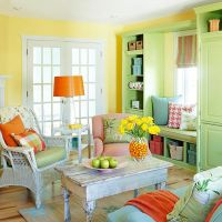 Vivacious Colorful Living Rooms - Fun and Comfort | Ideas ...