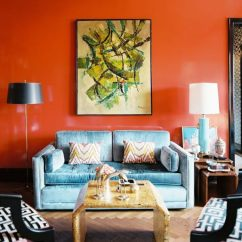 Amazing Living Room Wallpaper Bungalow Decorating Ideas Fun And Bright Color Wrapping Comfort ...