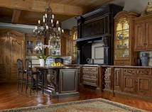 Old World Tuscan Kitchen Design
