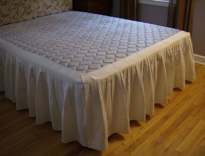 Things to Consider When Buying Bedskirts  Ideas 4 Homes