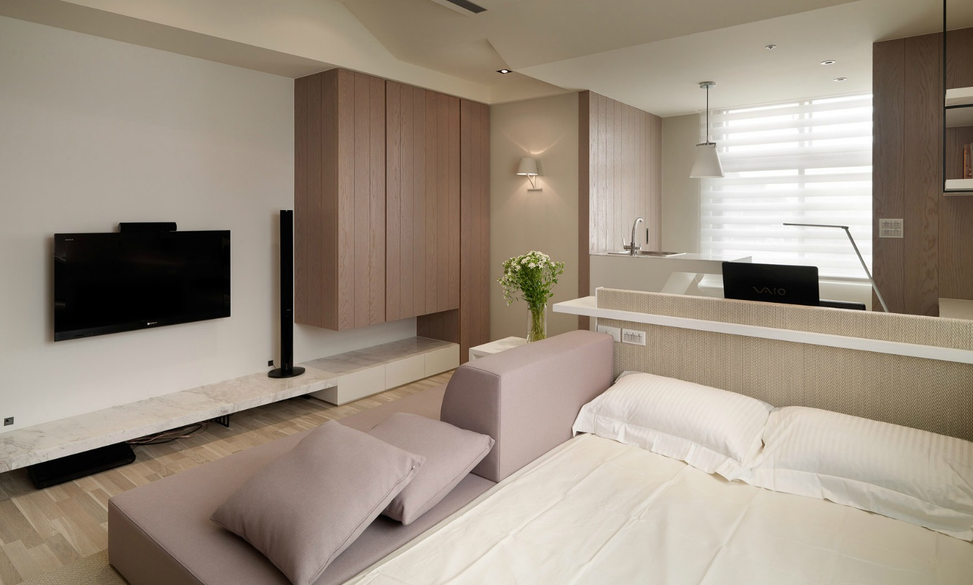 SpaceEfficient Studio Apartment Furniture Ideas for Your Small Living Place  Ideas 4 Homes