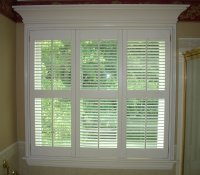 Beautiful Interior Window Shutters to Adorn Your Room ...