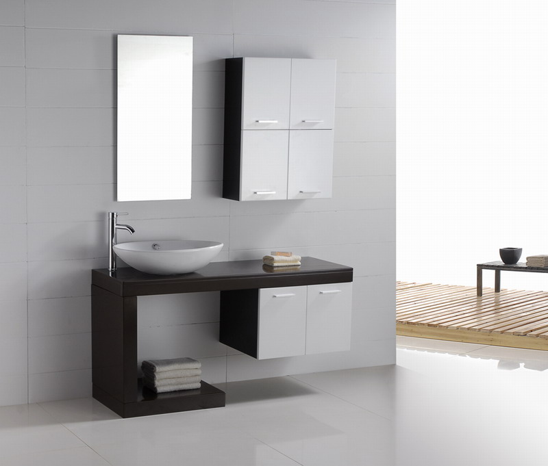 Gorgeous Modern Vanity Cabinets for Small Bathroom ...