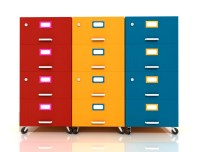 Types of File Cabinets for a Home Office | Ideas 4 Homes