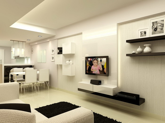 decorating ideas to make a small living room look bigger side tables for india 4 simple secrets your home revealed   ...
