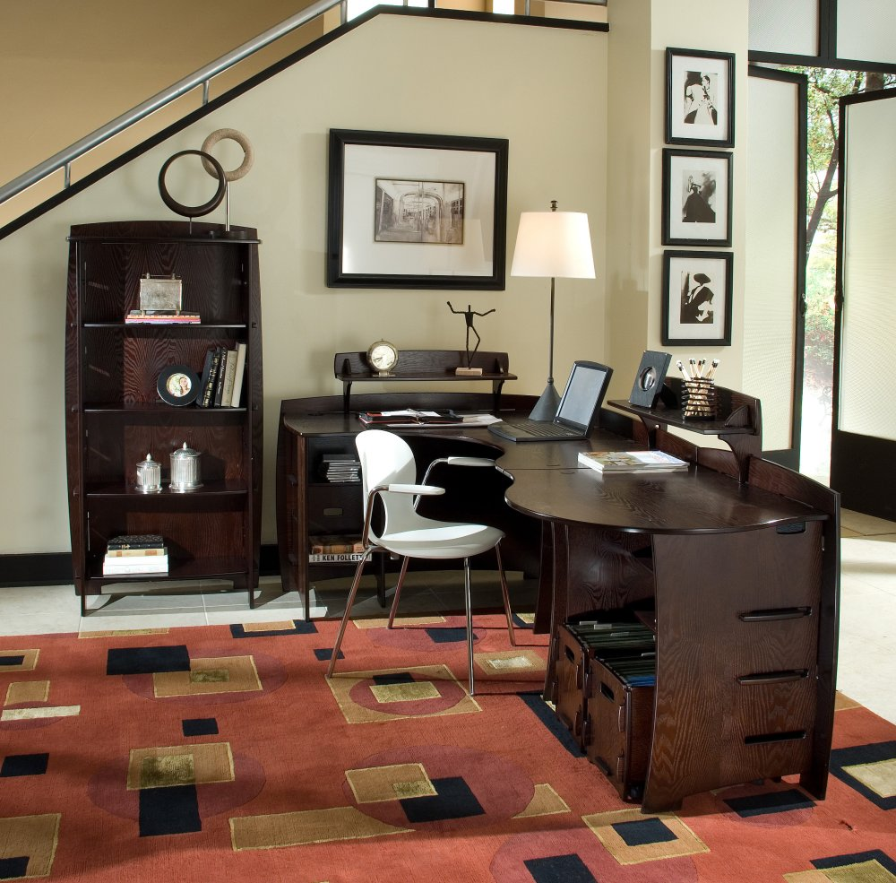 Designing and Decorating Home Office in Smart Way  Ideas 4 Homes