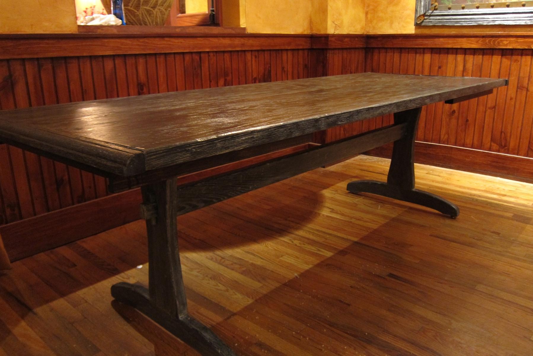 long kitchen table appliance suite 5 amazing furniture design ideas 4 homes